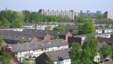De wijk Vinkhuizen.