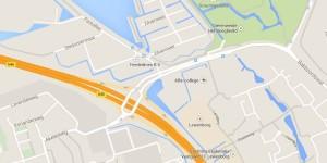 plattegrond google maps lewenborg
