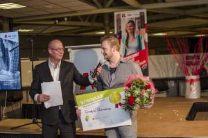 Alfa-college Ondernemer Award-WindfallWoodshop
