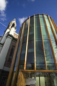 BLG Remonstrantse kerk exterieur