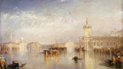 William Turner The Dogano