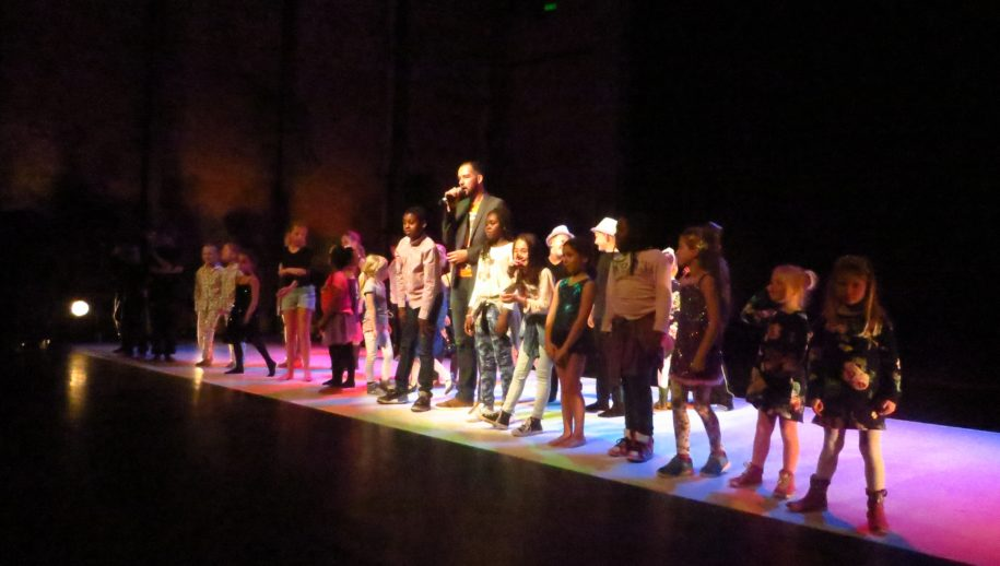 SKSG Got Talent in het Grand Theater