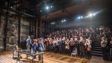 De programmering in het Grand Theatre trekt sinds de heropening  veel publiek