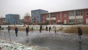 schaatsen waterland