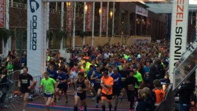 Ruim 1700 deelnemers voor de 14de Nacht van Groningen in 2015