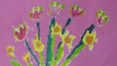 Voorjaars Talentklas schilderen 8 tot 12