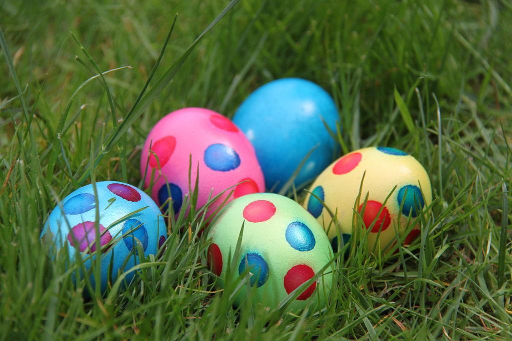 Davis County Easter Egg Hunts