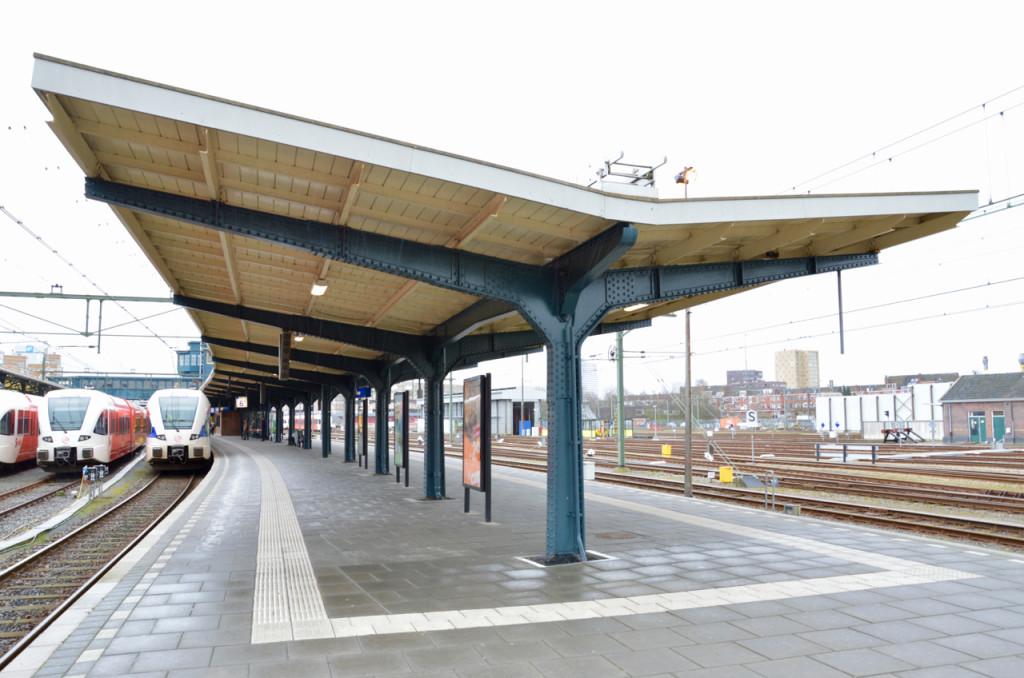 20ste eeuwse stationskap