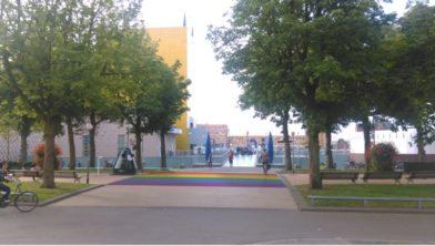 'Artist impression' van de Gemeente Groningen