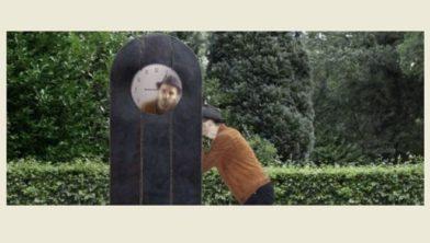 Maarten Baas-Grandfather Clock.