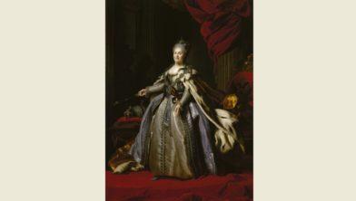 Catharina de Grote.