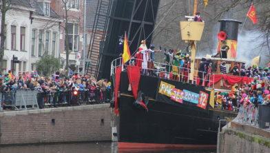 Intocht Sinterklaas 2016 Groningen