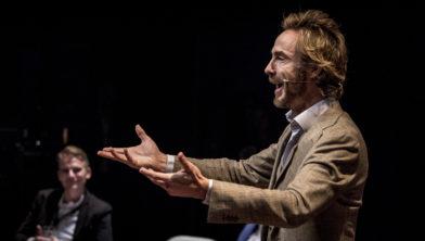 Voor Chris Zegers blijft Groningen een van zijn favoriete bestemmingen