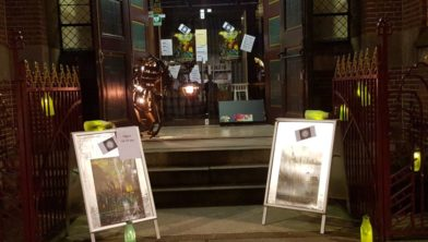 Orbitfest - Synagoge Groningen.