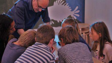 Kinderactiviteit in Noordelijk Scheepvaartmuseum