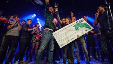 Talent Award winnaar 2016 The Movement .