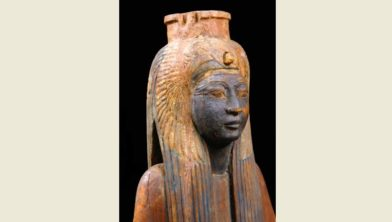Koningin Ahmose Nefertari.