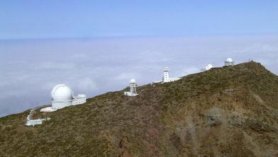 Roque de los Muchachos-observatorium.