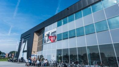 Alfa-college Sport en Bewegen aan de Kardingerweg.
