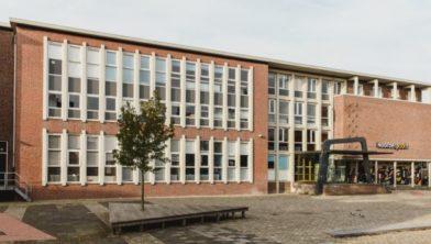 Noorderpoort Kunst & Multimedia in Groningen.