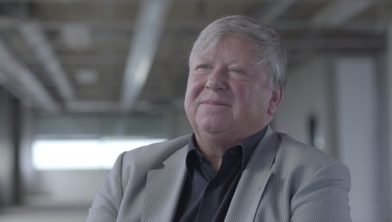 Voormalig burgemeester Hans Ouwerkerk.