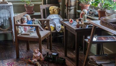 Hoogeland openluchtmuseum Warffum-Oud speelgoed.