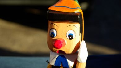 Pinokkio.