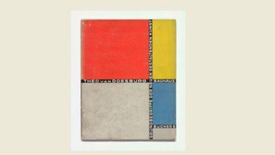 Theo van Doesburg, 'Grundbegriffe der neuen gestaltenden Kunst', deel 6 uit de reeks Bauhausbücher.