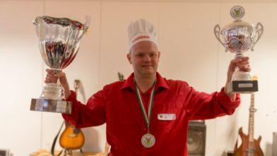 Menthe Groefsema uit Bedum wint 25e editie WK Snertkoken.