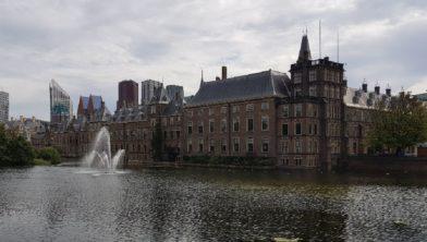 Binnenhof, Den Haag.
