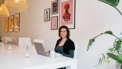 Judith Buma, online rouwbegeleider van Mi Lasi.