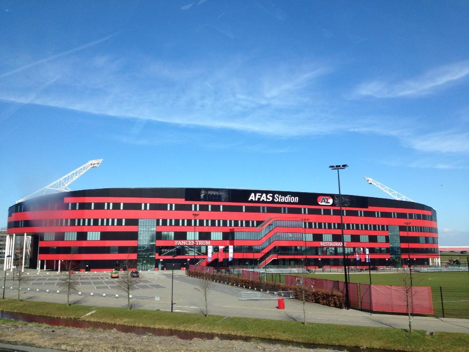 Uitwedstrijd FC Groningen tegen AZ in Den Haag