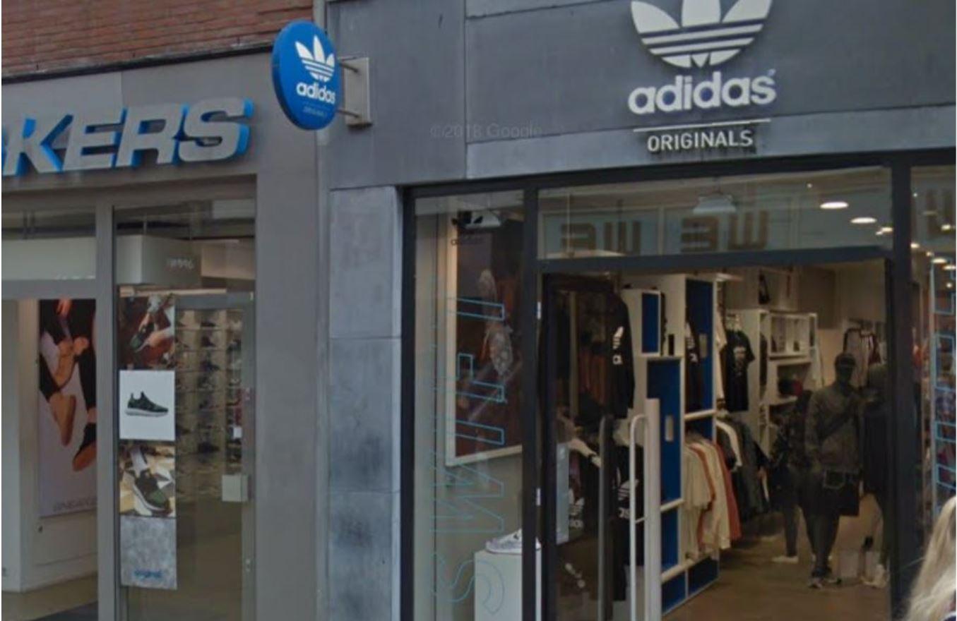 Adidas sluit nog dit jaar Originals Store in Herestraat