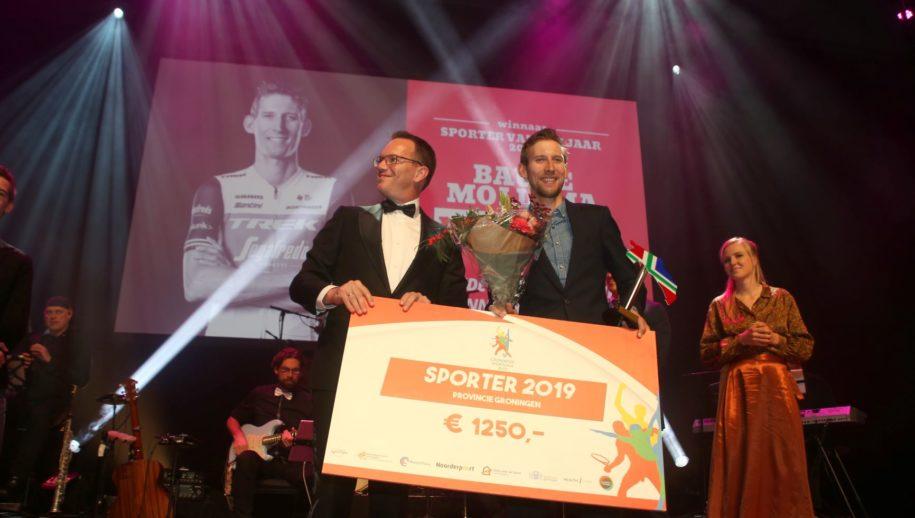 Bauke Mollema - Sporter van het jaar 2019.