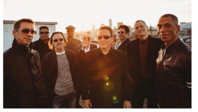 UB40 Music band.