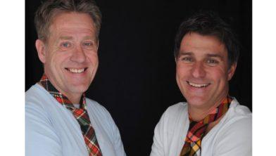 Peter Heerschop en Viggo Waas.