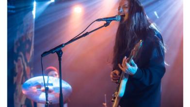 Cashmyra, POPgroningen Talent Award houder van 2019.