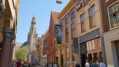 Canterhuis en Gotisch Huis - Brugstraat.