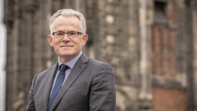 Burgemeester Koen Schuiling.