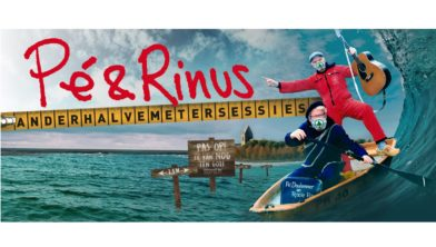 Pé en Rinus.