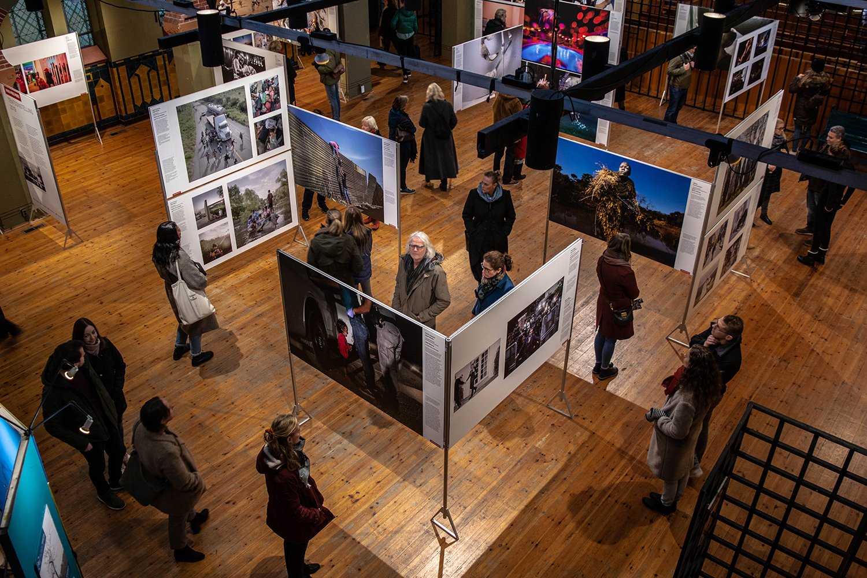 NonFiction Photo Festival in Synagoge Groningen