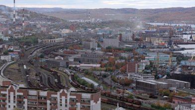 Moermansk.