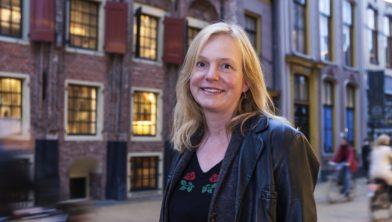 Heidi Renkema voor het Gotisch Huis en Canterhuis.