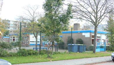 De Piramide, locatie Boerhaavewijk.