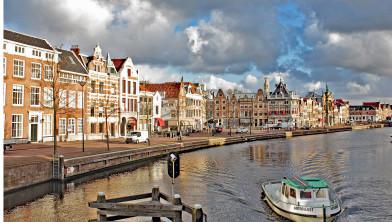 Haarlem aan het Spaarne.
