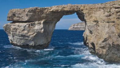 Het zonovergoten en idyllische Malta.