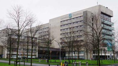 De locatie in Haarlem-Zuid.