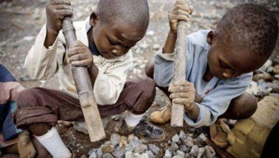 Kinderarbeid.