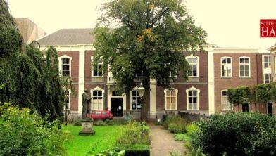 Het Stedelijk Gymnasium.