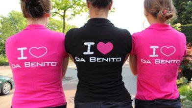 Promofoto van Da Benito.